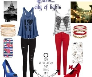 like it, outfit, and outfits image