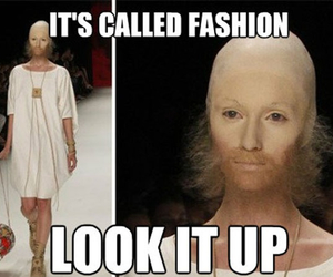 funny, fashion, and lol image