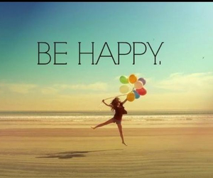 <3, be, and happiness image