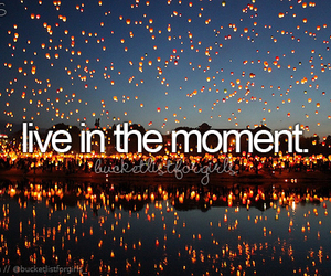 live, moment, and lights image