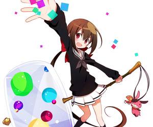 anime, anime girl, and koto image