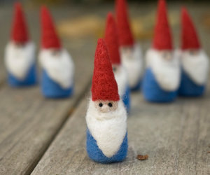 gnome, handmade, and cute image