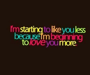 love, quote, and like image