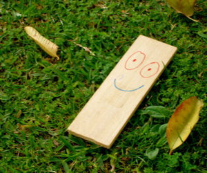 green, plank, and happy image