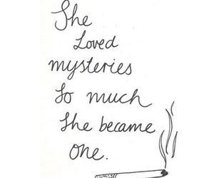 mystery, quote, and john green image