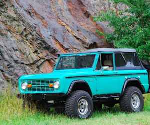 1972, Bronco, and ford image