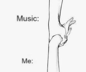 music, me, and life image
