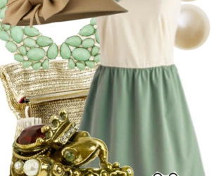tiana and disneybound image