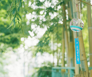 chime, japan, and furin image