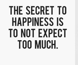 quotes, happiness, and secret image