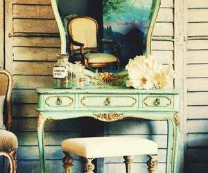 vintage and mirror image