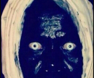 ghost, indonesia, and pocong image