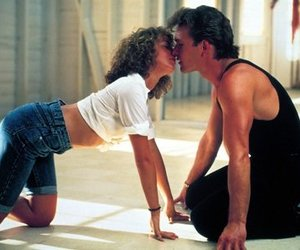 dance, film, and dirty dancing image