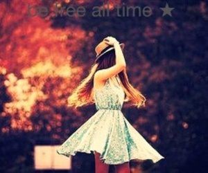 autum, dress, and text image