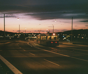 hipster, indie, and night image