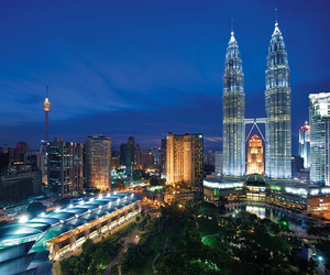 Malaysia, city, and place image