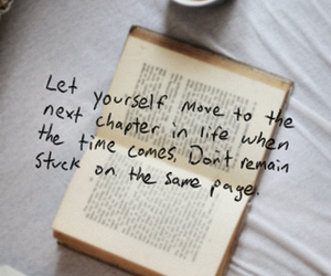 book, Move, and page image