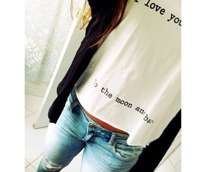 girl, fashion, and love image