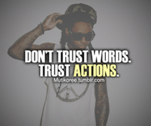 quotes, actions, and we♥it image