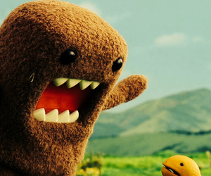 domo and monster image