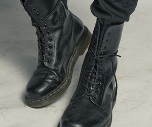 boots, shoes, and grunge image