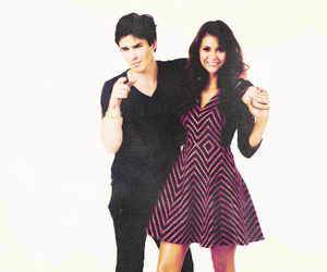 nian and ian somerhalder image