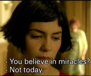 amelie, miracles, and subtitles image