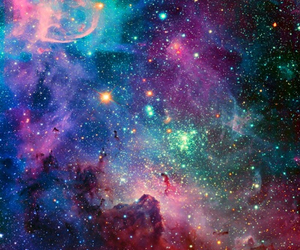 galaxy, hipster, and stars image