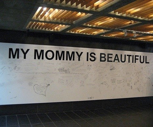 beautiful, mommy, and mom image