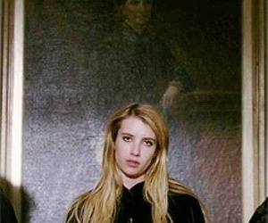 coven, ahs, and emma roberts image