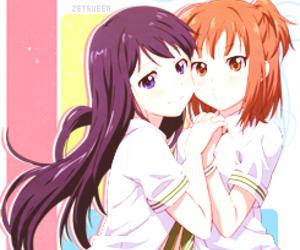 anime, manga, and love lab image