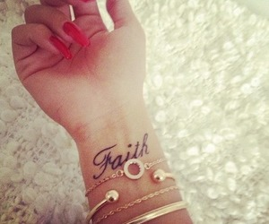 amazing, tattos, and faith image
