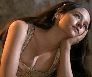 Olivia Hussey and romeo & juliet image