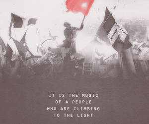 france, les miserables, and music image