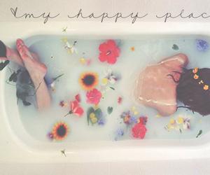 art, bath, and beautiful image
