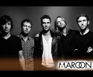 album artwork, artist, and maroon 5 image