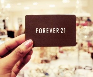 forever 21 and fashion image