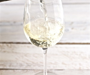 drink, wine, and champagne image
