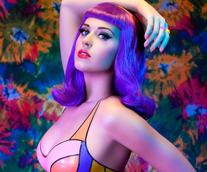beauty, katy perry, and Pin Up image