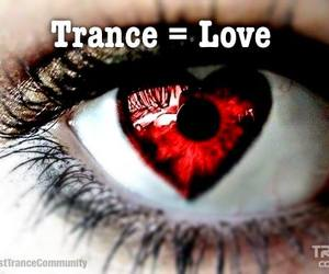 life, music, and trance image