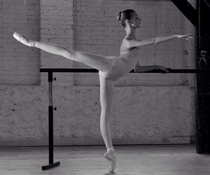 ballet, dance, and point image