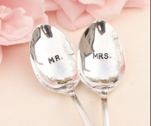 pink, spoon, and flower image
