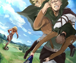 jean and armin image