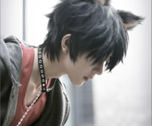 cosplay, neko, and boy image