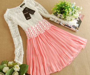 clothing, romantic, and sweet image