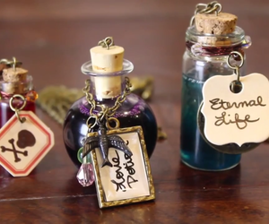 death, potions, and hap image