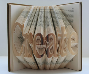 book, create, and art image