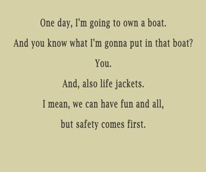 boat, safety, and daily odd compliment image