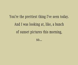 funny, pretty, and daily odd compliment image