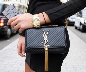YSL, fashion, and bag image